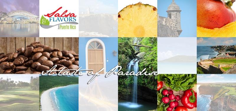 Salsa & Flavors from Puerto Rico (PRNewsFoto/HITN)
