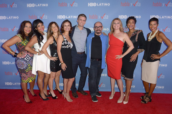HBO+Latino Habla y Vota. Red Carpet Premiere
